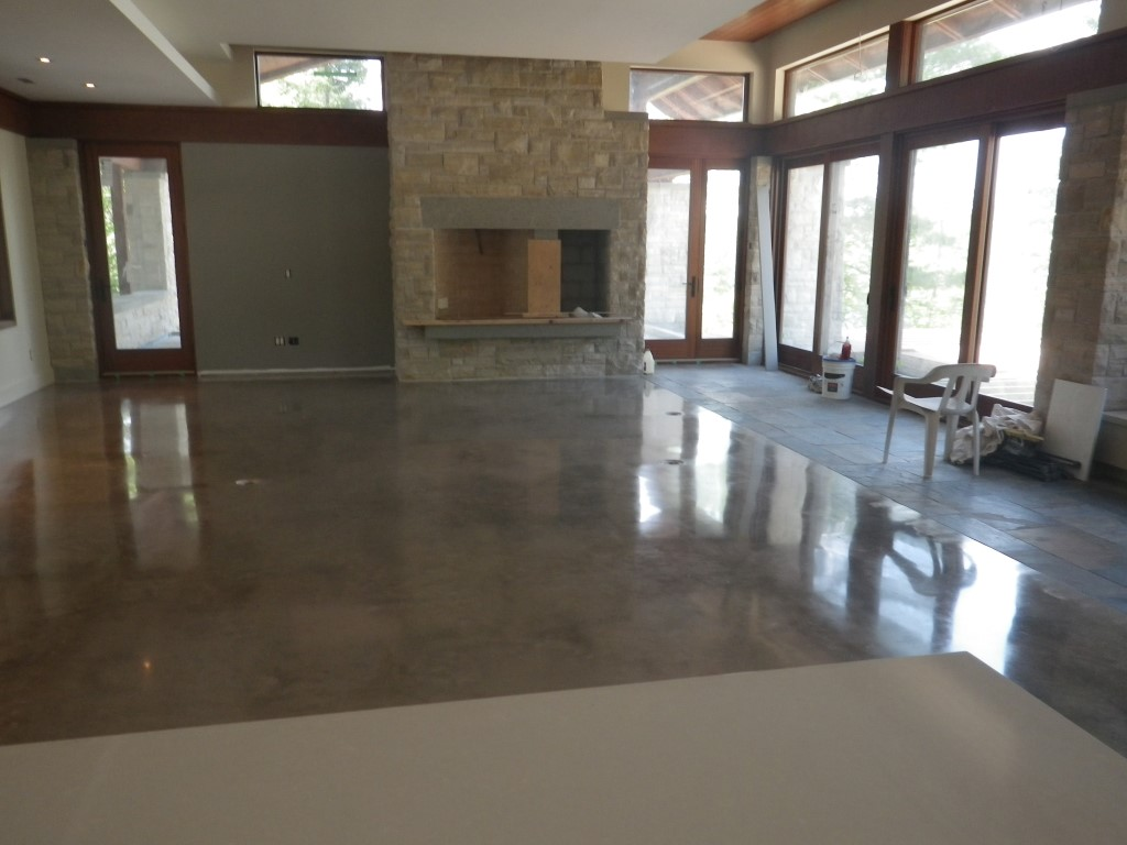 to easy flooring concrete custom in friendly nutshell a catching eye environmentally floors maintain image